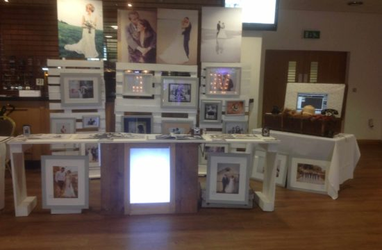 Wedding Fair. Wedding show, Wedding photography, wedding photographers display.