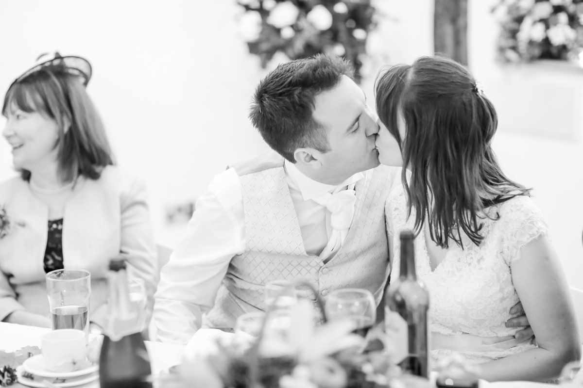 Winter wedding in Devon. Wedding photographer in Devon