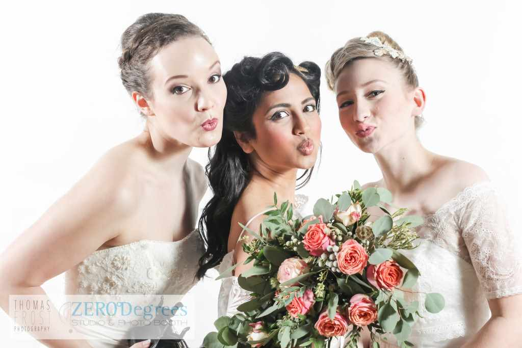 mobile studio, wedding photographer, brides, wedding