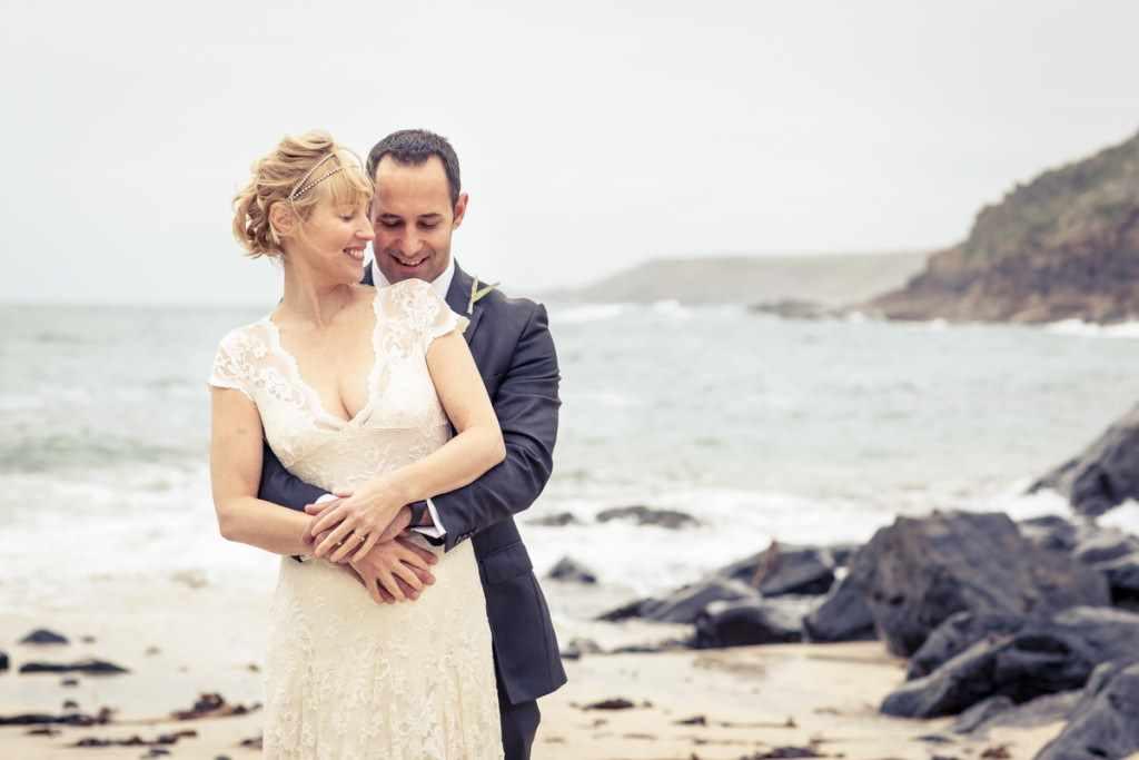 Destination Wedding Photographer Cornwall