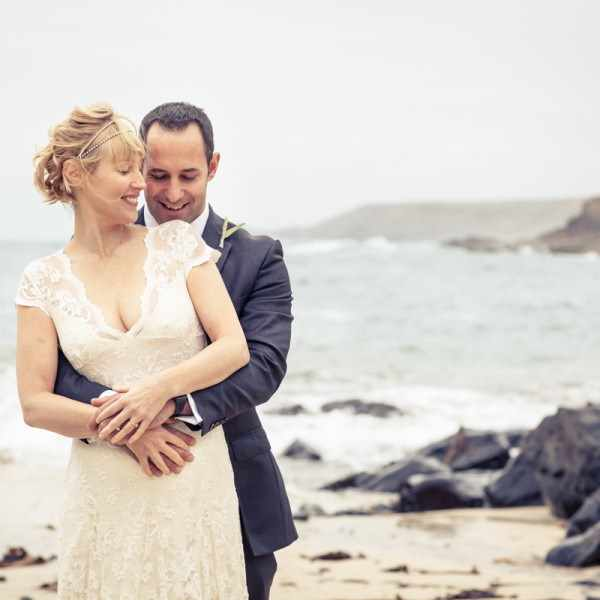 Destination Wedding Photographer Cornwall