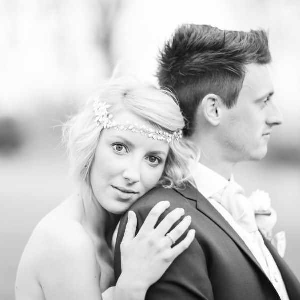 Wedding at Dainton golf club