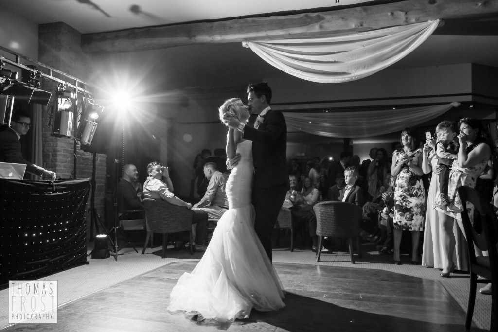 Dainton Golf Club Wedding