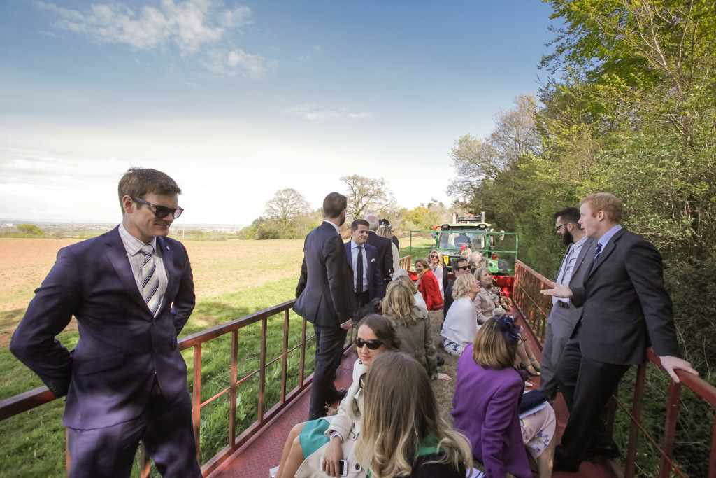 Huntstile farm wedding