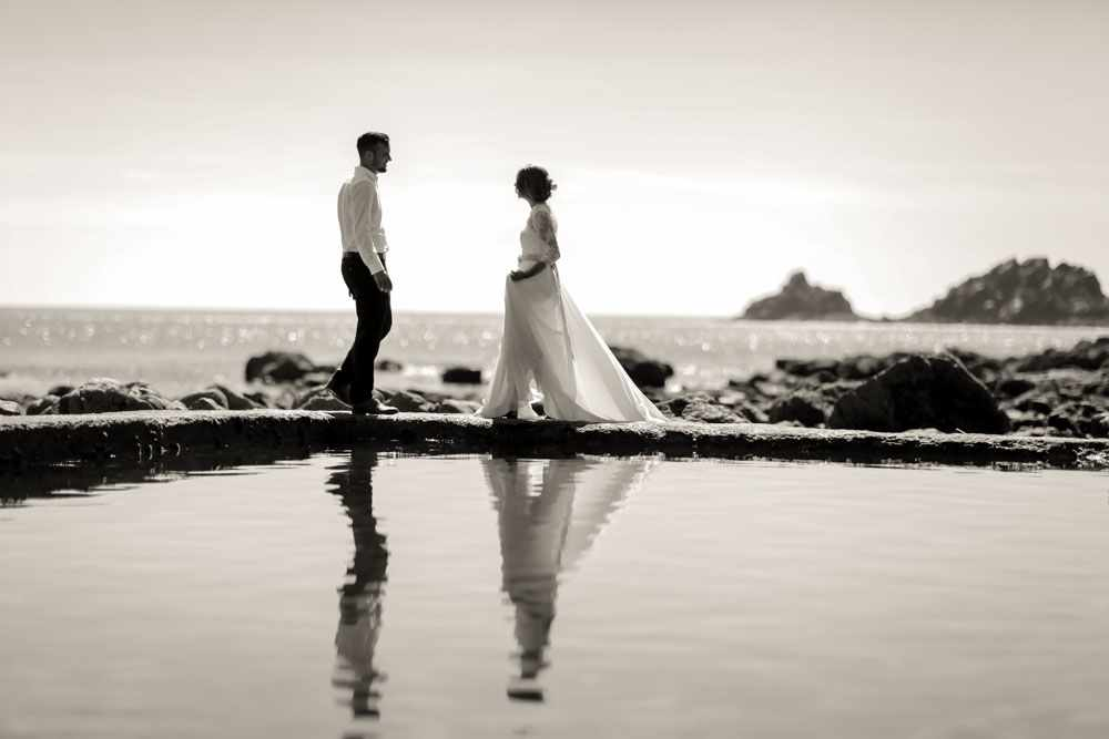 Elope to Cornwall - Wedding Photography Cornwall