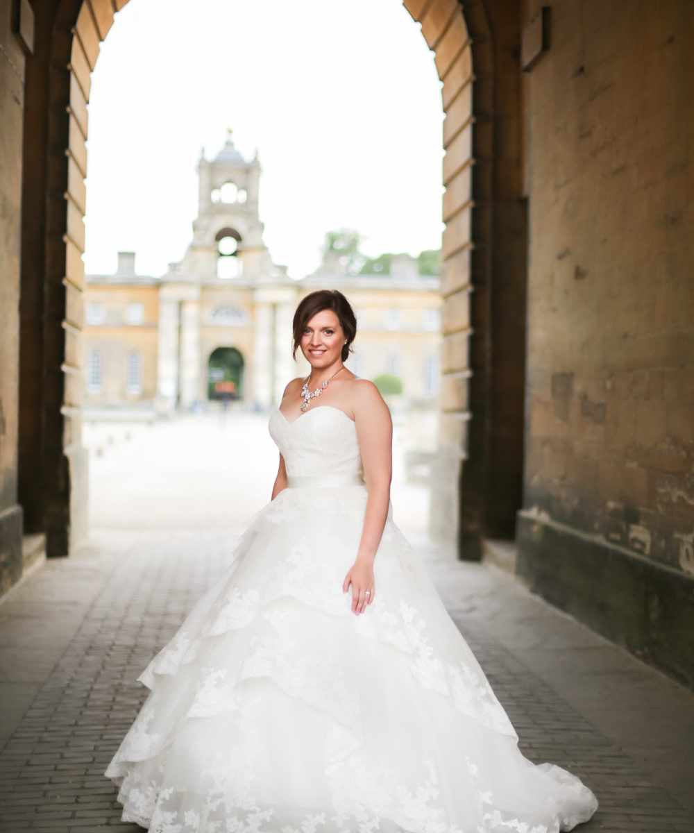 Blenheim Palace Wedding