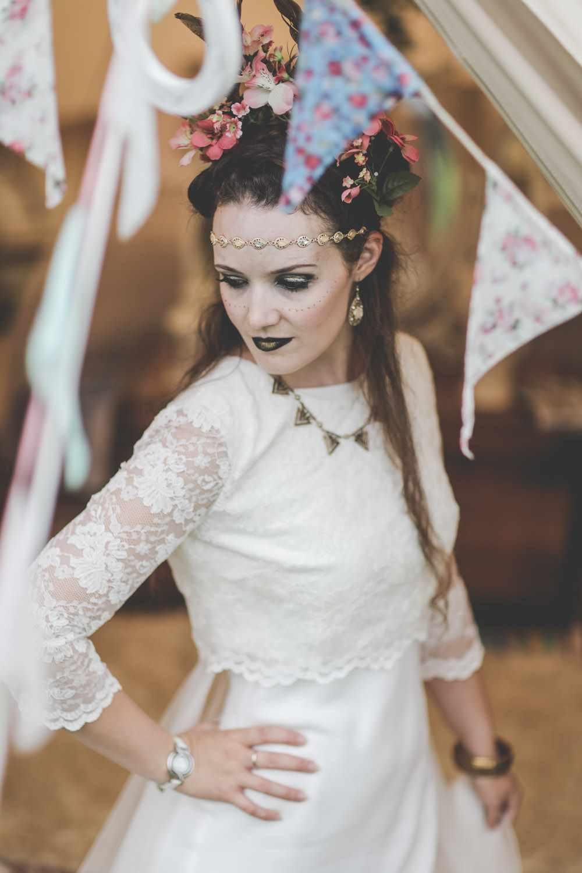 Bridwell Wedding Boho