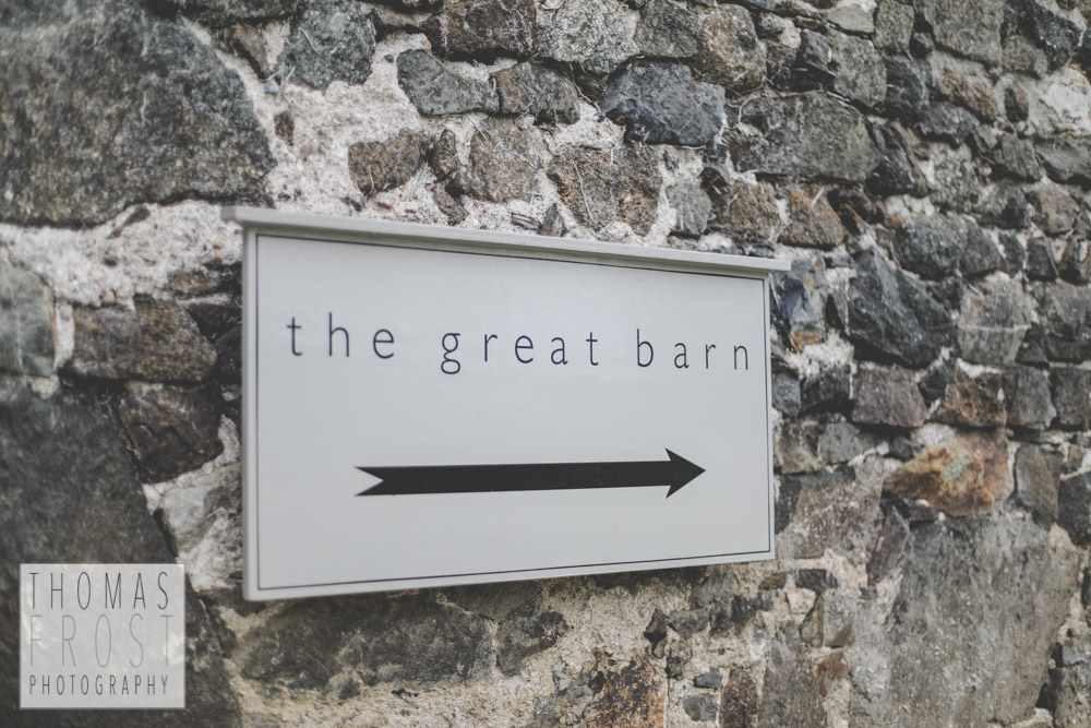 Great Barn, Devon.