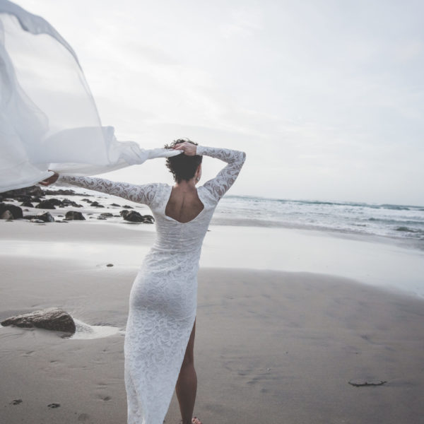 Coastal Wedding Elopement