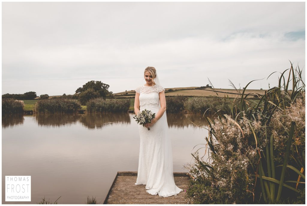 Quantock Lakes Wedding Photography
