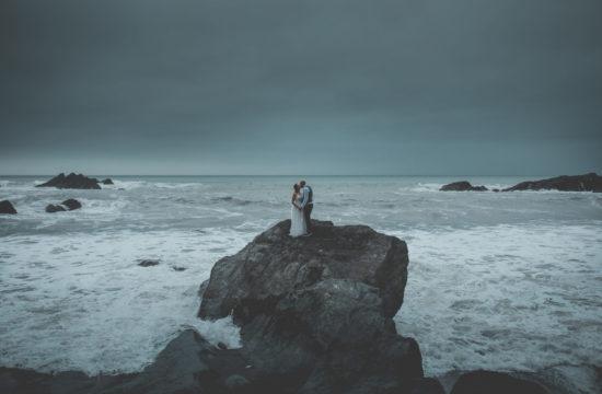 Tunnels Beaches Wedding