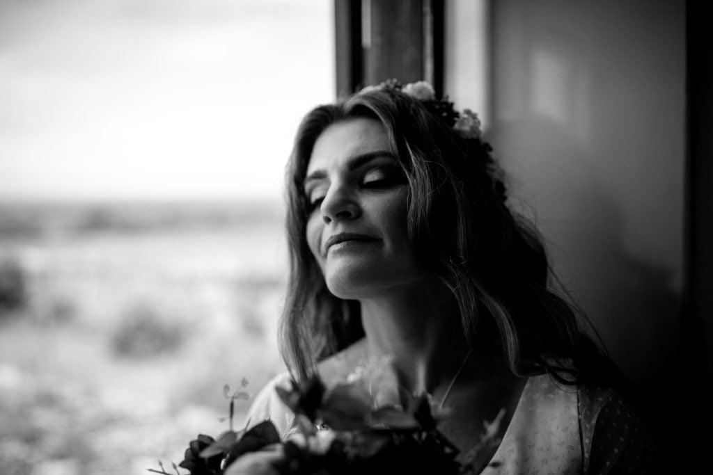 Documentary wedding photographer in Cornwall