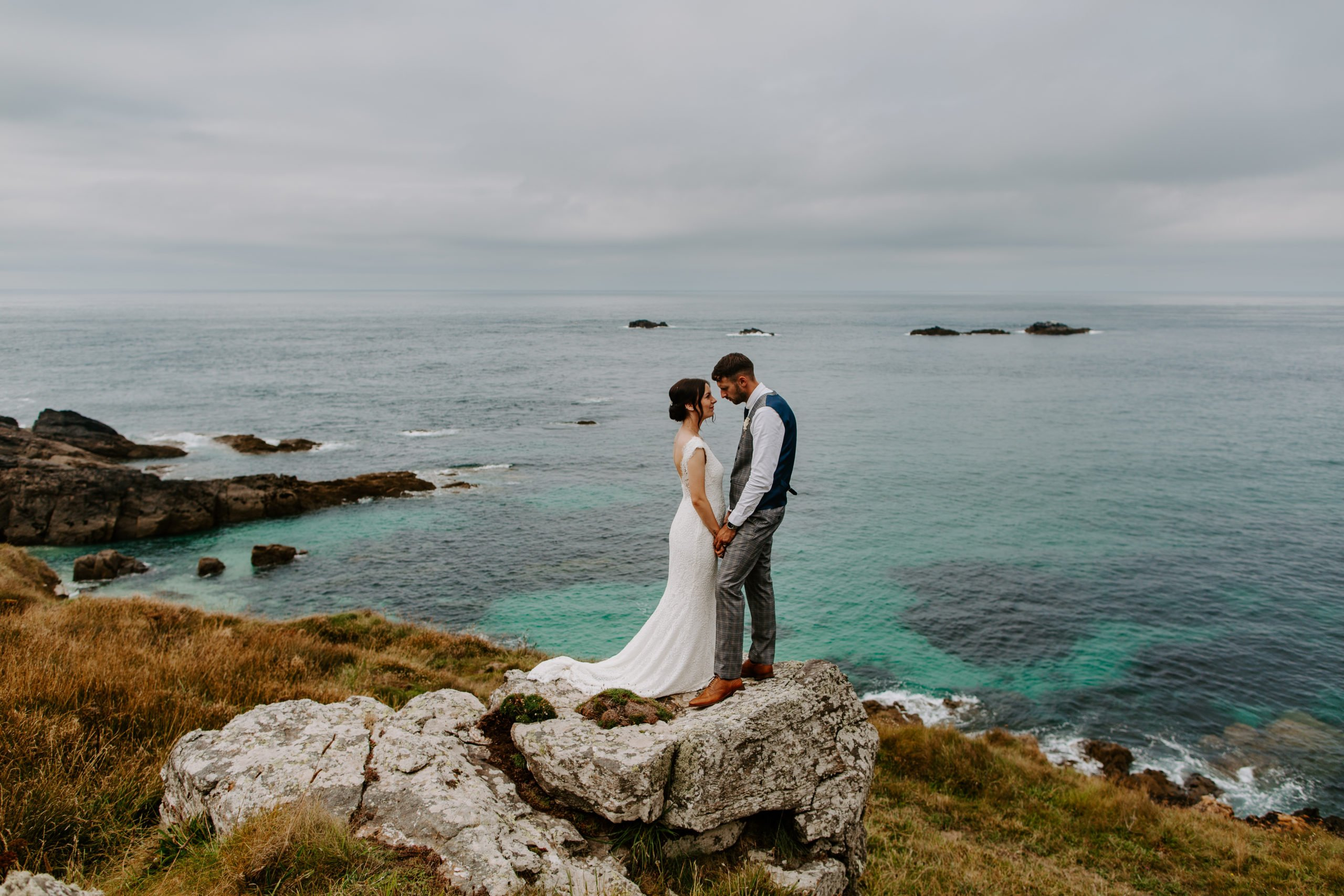 Wedding photography in Cornwall.