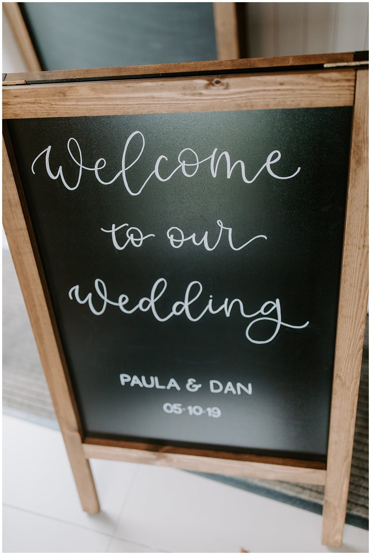 Trevenna Barn Wedding Photography decoration