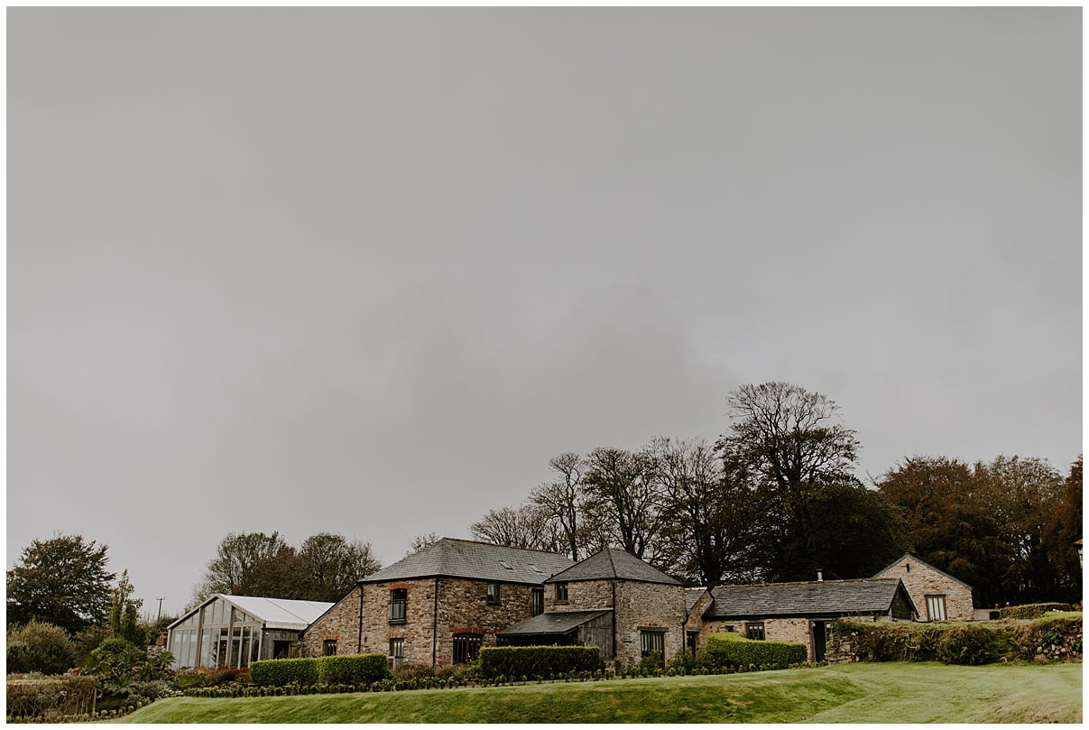 Trevenna Barn Wedding Photography