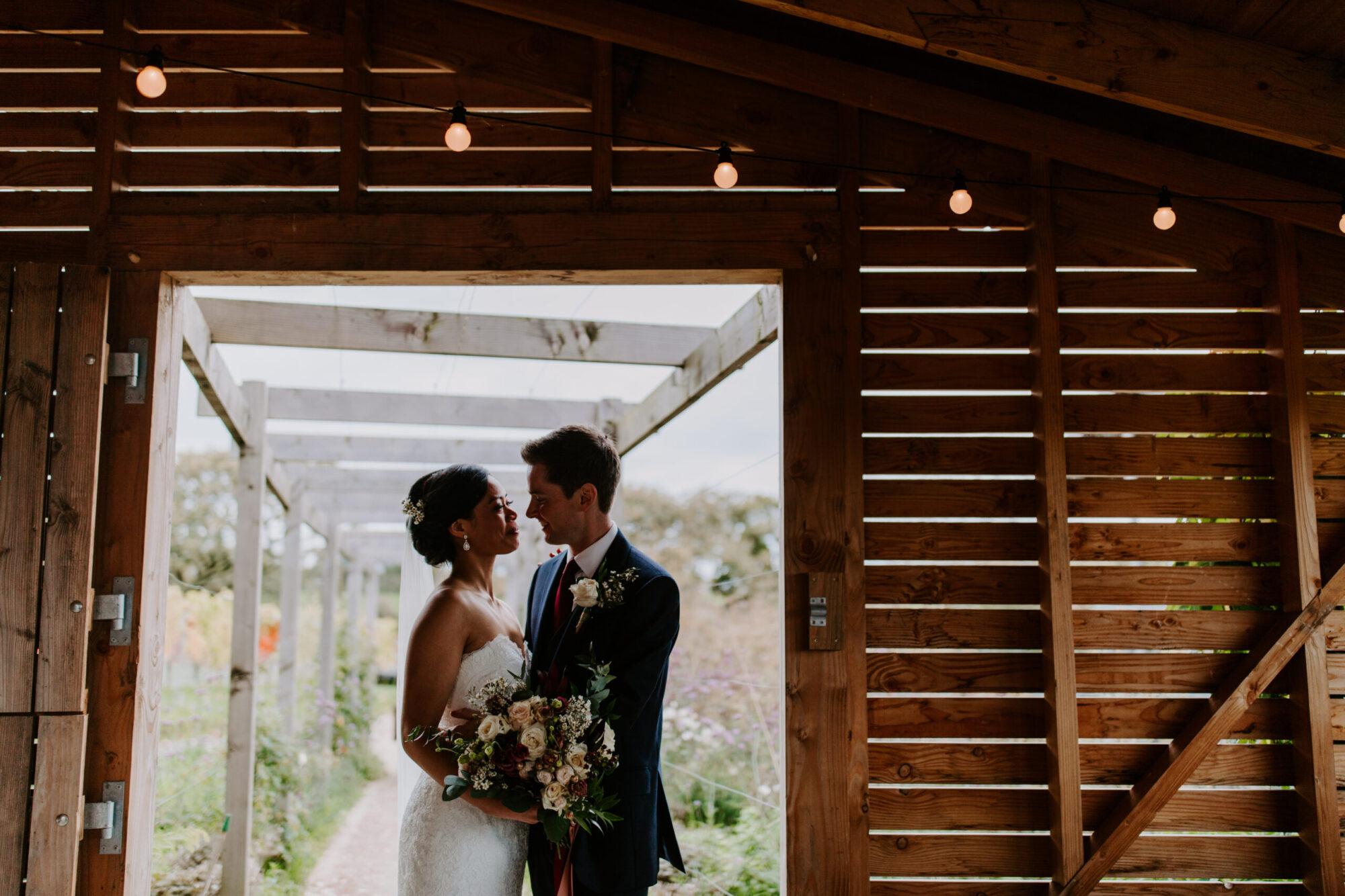 Trevibban Mill Wedding venue location
